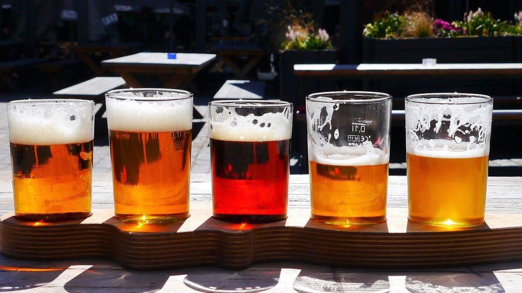 beer, varieties, different types of